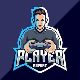 Esport team logo design