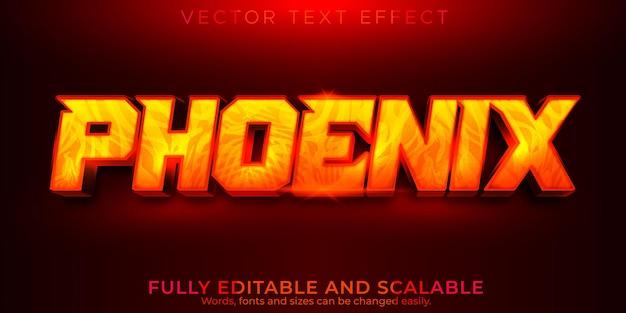 Текстовый эффект киберспорта, редактируемая игра и неоновый стиль текста