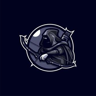 アーチェリーキラーesportロゴ