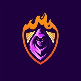 Esport дизайн логотипа