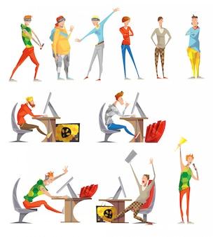 ゲーム競争力のあるサイバースポーツを促進し、促進する