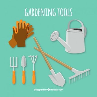 Основные инструменты для садоводства