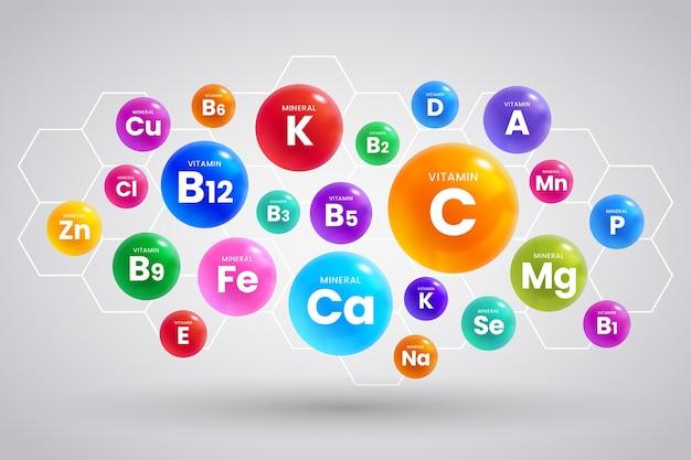 Основные витаминно-минеральные комплексы