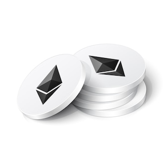 Ethereum cryptocurrency tokens