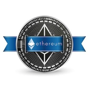 Ethereum vector coin