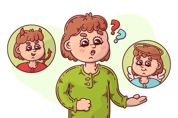 Иллюстрация этической дилеммы