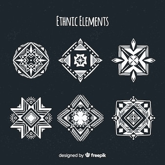 Ethnic element collection