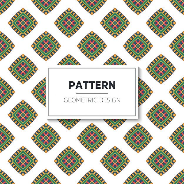 민족적인 동기 원활한 패턴