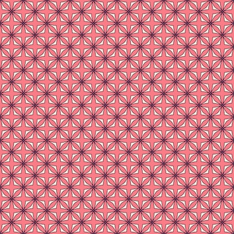 Ethnic motive seamless pattern