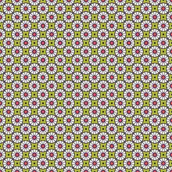 Motivo etnico seamless pattern