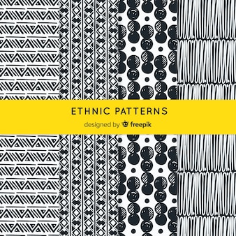 Ethnic pattern collection