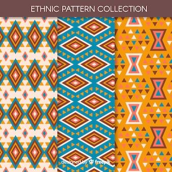 Коллекция этнических узоров