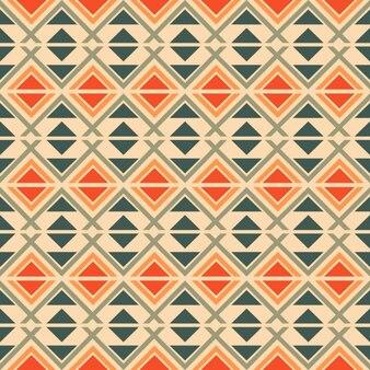 기하학적 요소와 민족 패턴