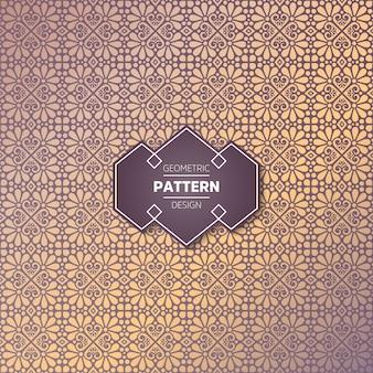 민족 반짝 패턴