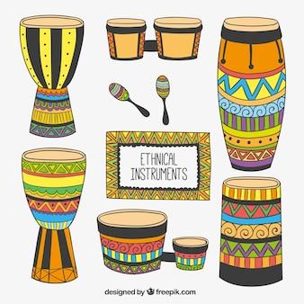 Этнические инструменты