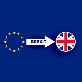 欧州連合(eu)から出る大きなbritian