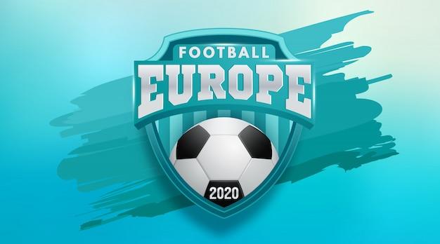 European football cup 2020