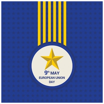 European union day  medal