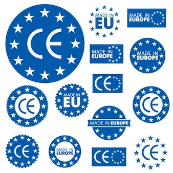 European union insignias