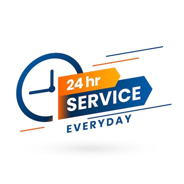 Everyday service concept