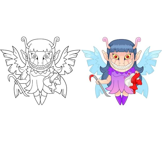 Evil tooth fairy