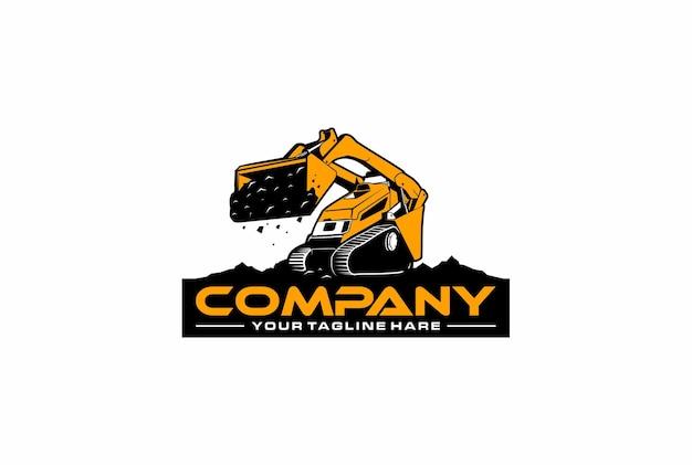 Экскаватор логотип