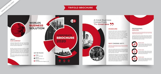 Exclusive business brochure