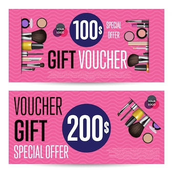 Exclusive gift for woman birthday beauty shopping