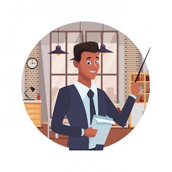 エグゼクティブ・ビジネスマンの漫画
