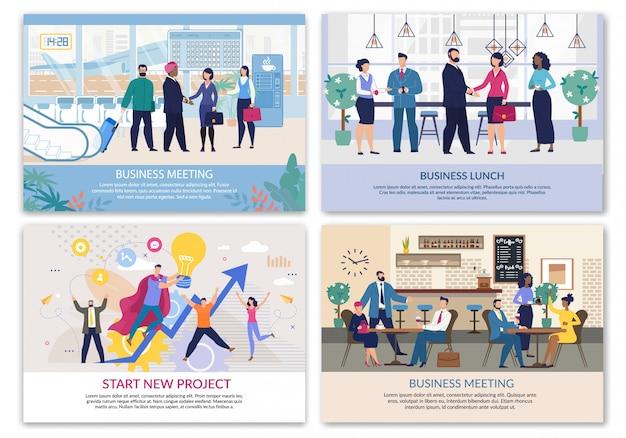 Expanding partnership boundaries business set