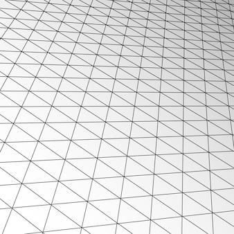 Expansion ceiling tile background