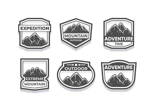 Explore advanture symbol set