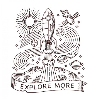 Explore more line illustration