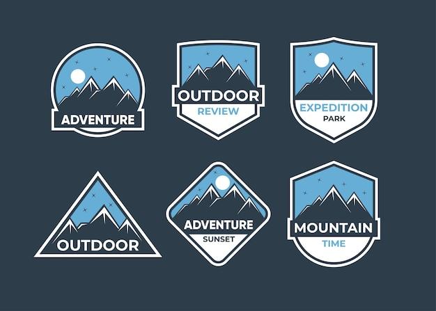 Mountainadvantureのシンボルセットを探索する