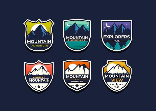 Mountain advanture 심볼 세트 탐색