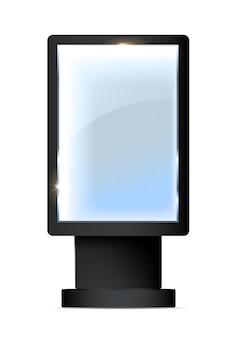 외부 및 내부 사이니지 곡선 개념 방향 폴 마운트 및 교통 표지판 시스템 설계 t ...