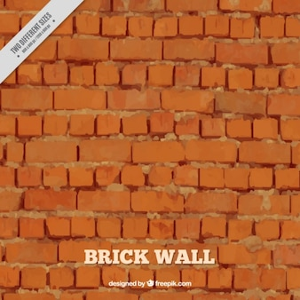 エクステリアレンガの壁 無料ベクター