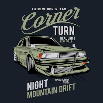 Extreme driver team
