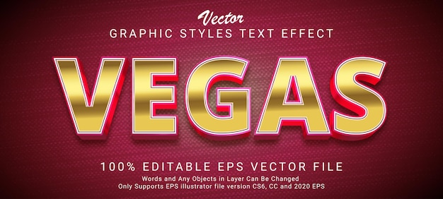 Extrude gold text style effect