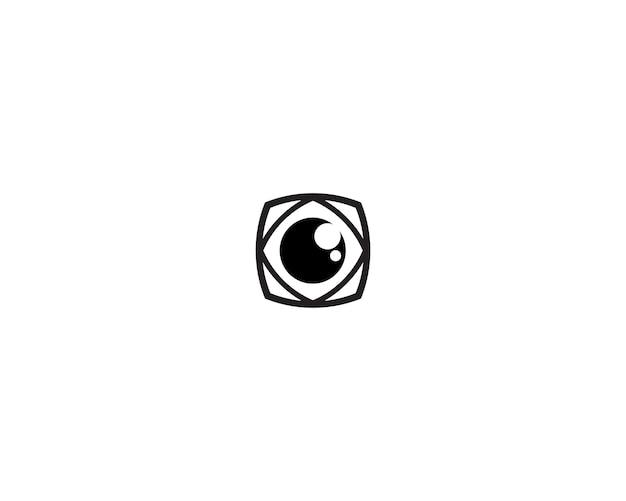 The eye of horus icon