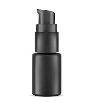 Eye serum cosmetic bottle
