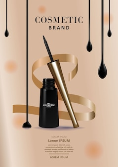 Eyeliner product template