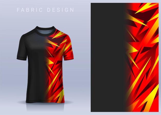 축구 클럽 유니폼 전면보기에 대한 스포츠 tshirt 축구 저지에 대한 패브릭 섬유 디자인