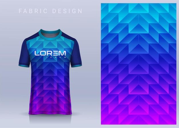축구 클럽을 위한 스포츠 tshirt 축구 저지 모형을 위한 직물 섬유 디자인