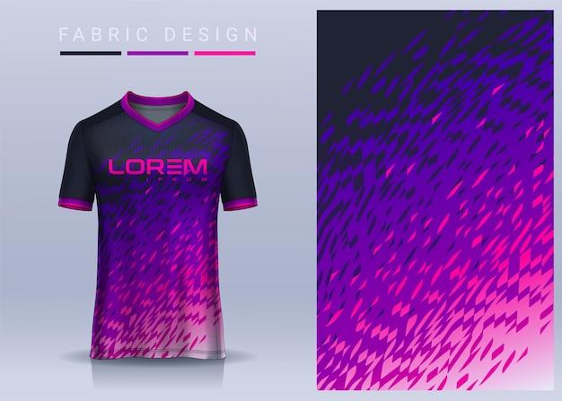 축구 클럽 유니폼 전면보기를위한 스포츠 tshirt 축구 유니폼 템플릿을위한 직물 섬유