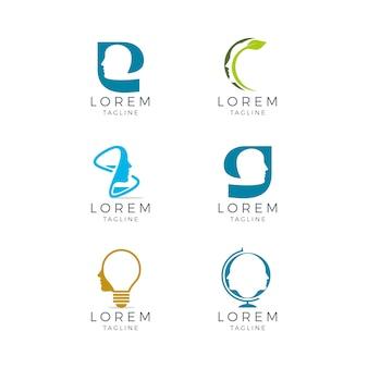 Face logo collection