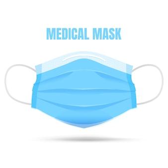 Лицо madical mask