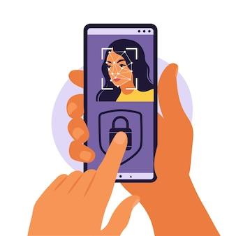 Распознавание и идентификация лиц