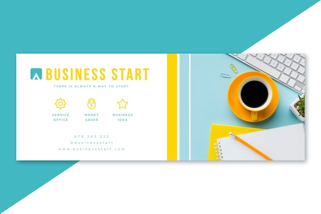 Facebook business cover design