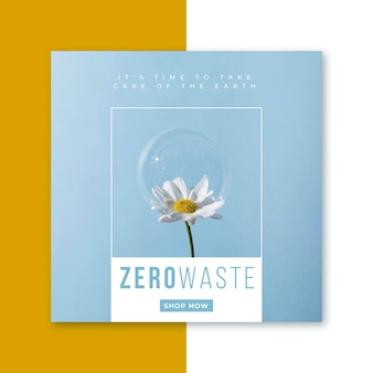 Facebook zero waste ecology post